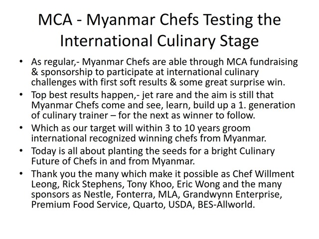2 WACS Asia Myanmar Chefs 2014-2015 Report- Oliver 22.8.2015  - Copy_008