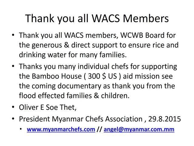 2 WACS Asia Myanmar Chefs 2014-2015 Report- Oliver 22.8.2015  - Copy_028